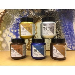 Resi-Metal Pigments 100g