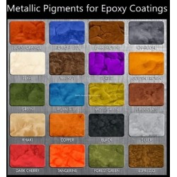 Metallic Pigments 100g